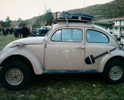 escarabajo-replica-alquiler- vehiculos- escena -coches rodajes- sealand motion
