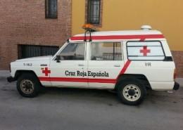 nissan-patrol-ambulancia-alquiler- vehiculos- escena -coches rodajes- sealand motion